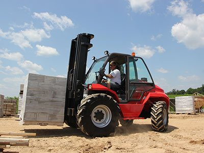Construction Equipment - Forklift