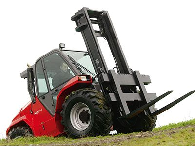 Mining Equipment - Manitou Forklift