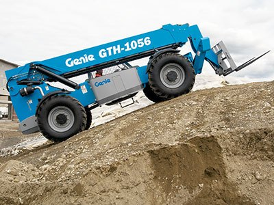 Genie Telehandler - Mining Equipment
