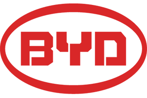 BYD Electric Forklifts Logo