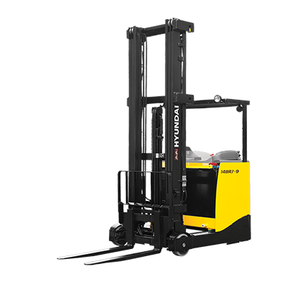Hyundai Reach Trucks & Order Pickers