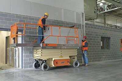 JLG Electric Scissor Lifts