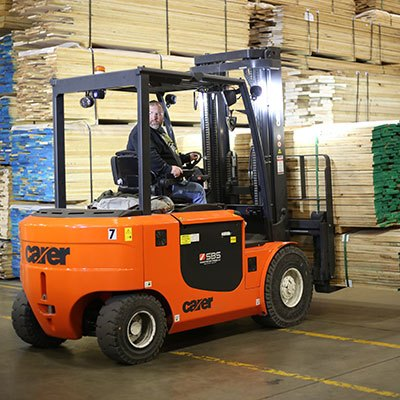 Used Forklifts From Lonestar Forklift