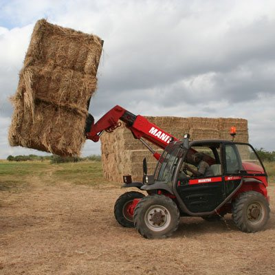 Manitou MT523 from Lonestar Forklift