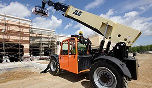 Telehandler Rental From Lonestar Forklift