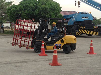 Forklift Training San Antonio