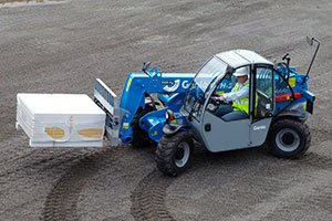 Telehandler Certification Training