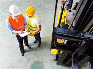 Forklift Certification in Texas